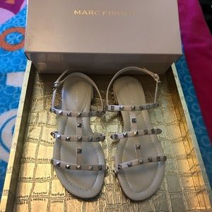 BNWT Marc Fisher Sandals